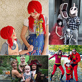 The Family That Dresses Up Together, Stays Together: 33 Family Costume Ideas