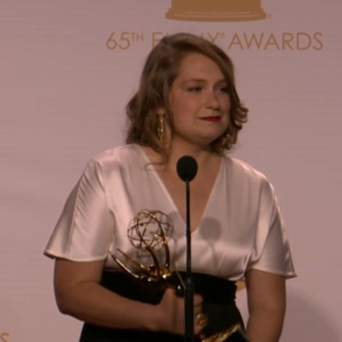 Merritt Wever Backstage Emmy Awards | Video