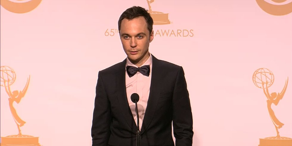 How Jim Parsons Plans to Celebrate His Emmy Win