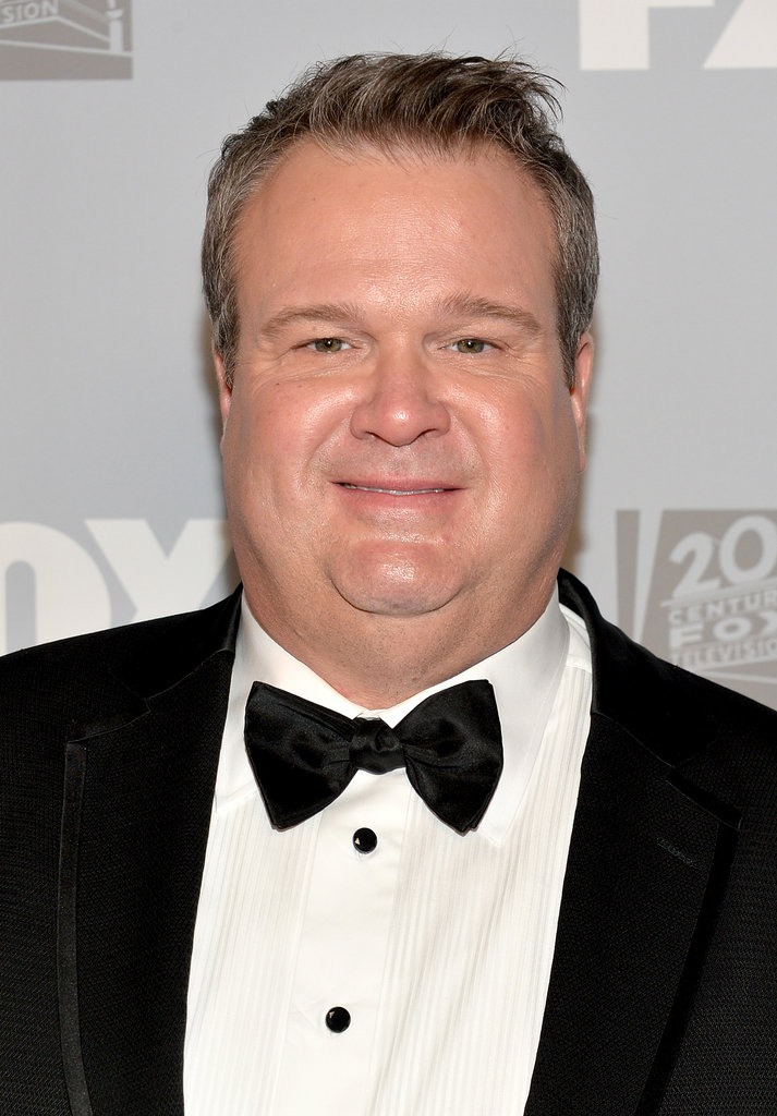 Eric Stonestreet attended the Fox and FX afterparty.