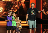 Will Ferrell and His Kids Upstage Everyone