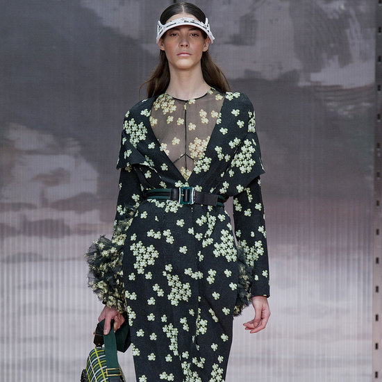 Marni Spring 2014: Athletic Florals