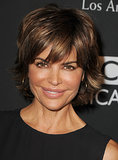Lisa Rinna stuck to her signature look for the BAFTA LA TV Tea, but perhaps she'll liven up her look for the Emmys red carpet tonight.