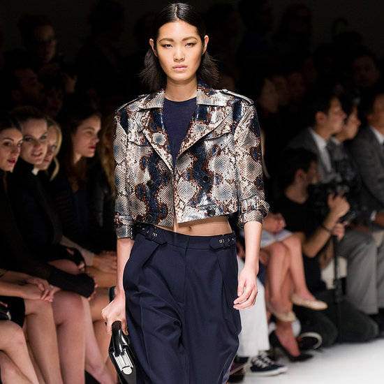 Salvatore Ferragamo Spring 2014: The Beauty of Restraint