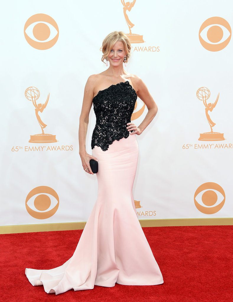 Breaking Bad's Anna Gunn attended the Emmys.