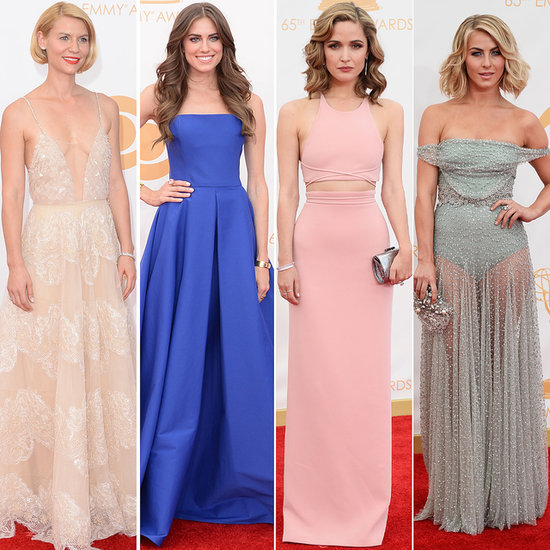 2013 Emmys Red Carpet