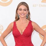 2013 Emmy Awards Red Carpet Celebrity Pictures