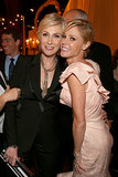 Jane Lynch and Julie Bowen posed together at the Fox afterparty.