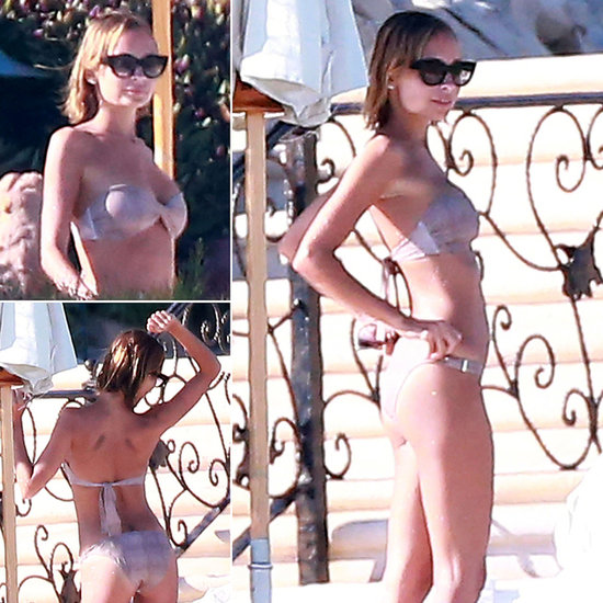 Nicole Richie Breaks Out Her Bikini For a Birthday Getaway