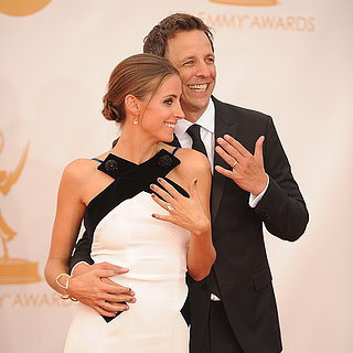 Celebrity Couples at 2013 Emmy Awards and Parties