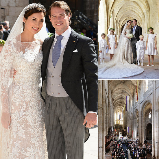 Royals Gather For a Fairytale Wedding in France