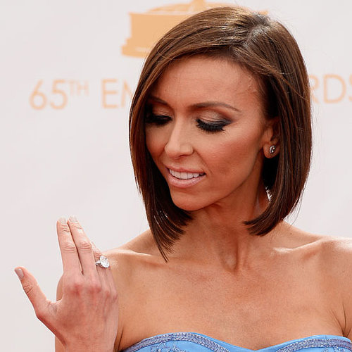 Picture of Giuliana Rancic at the 2013 Emmy Awards