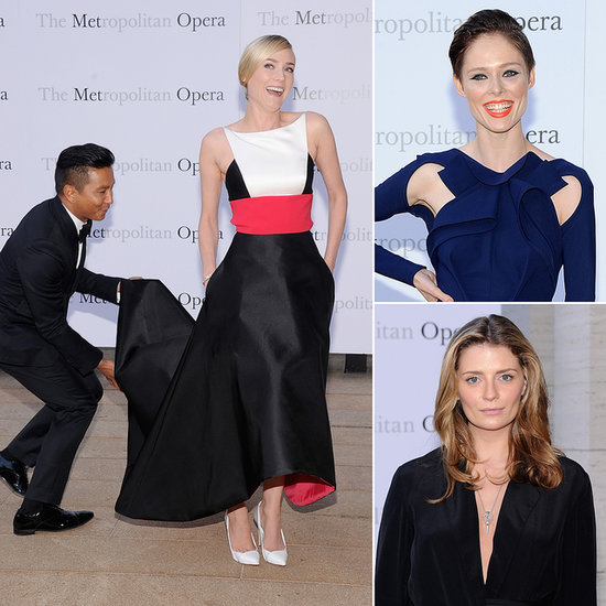 Diane, Coco, Mischa and More Celebrate the Metropolitan Opera's New Season