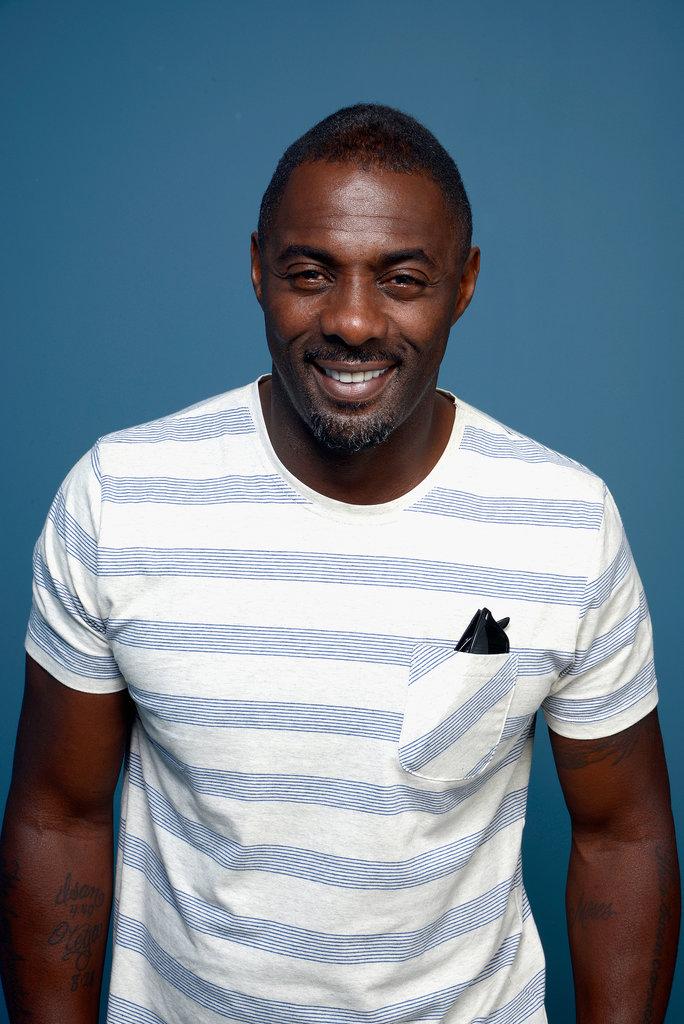 Idris Elba: The Swoon-Worthy Beard