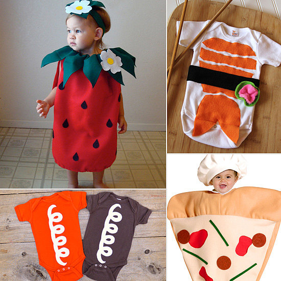 You Are What You Wear: The Cutest Food-Inspired Halloween Costumes!