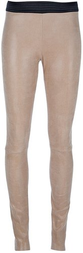 Drome textured leggings