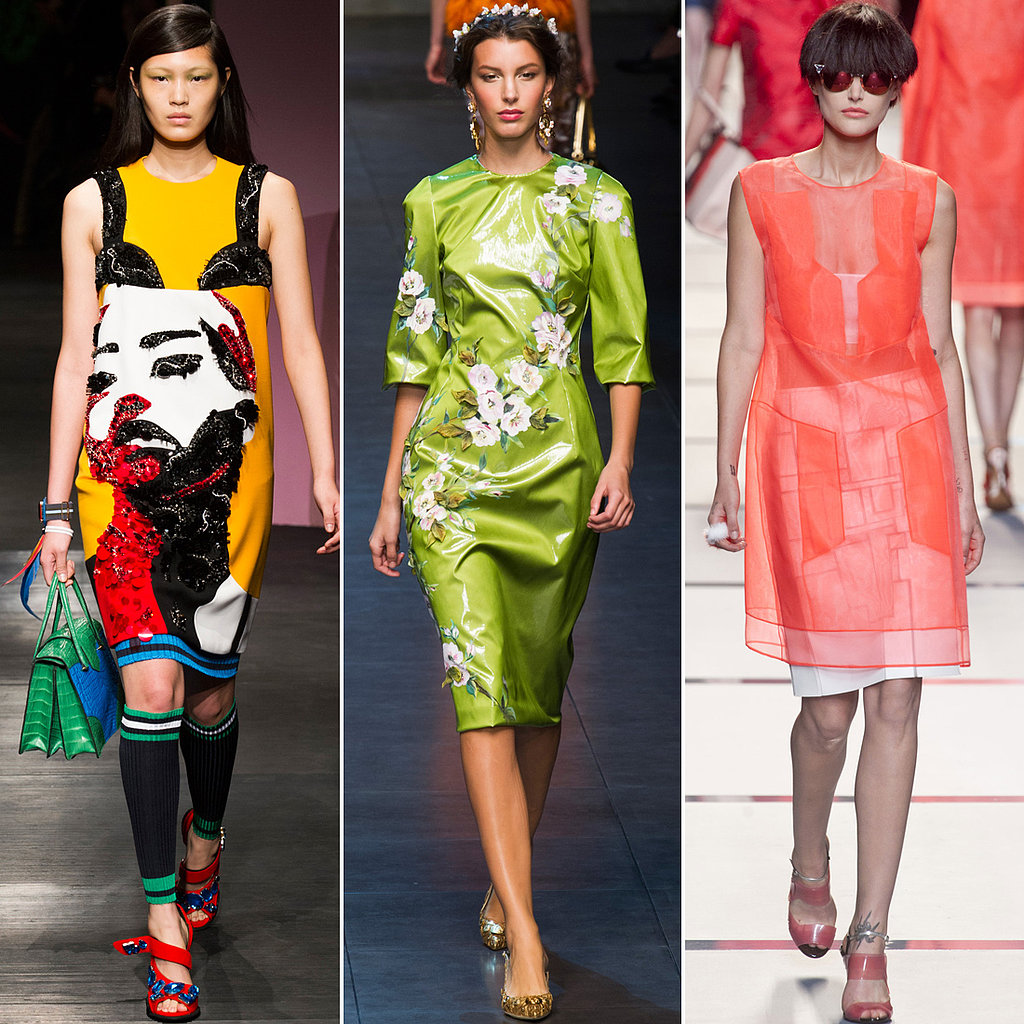 7 Spring 2014 Takeaways From Milan Fashion Week