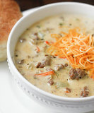 Kid-Friendly Recipes: Cheeseburger Soup