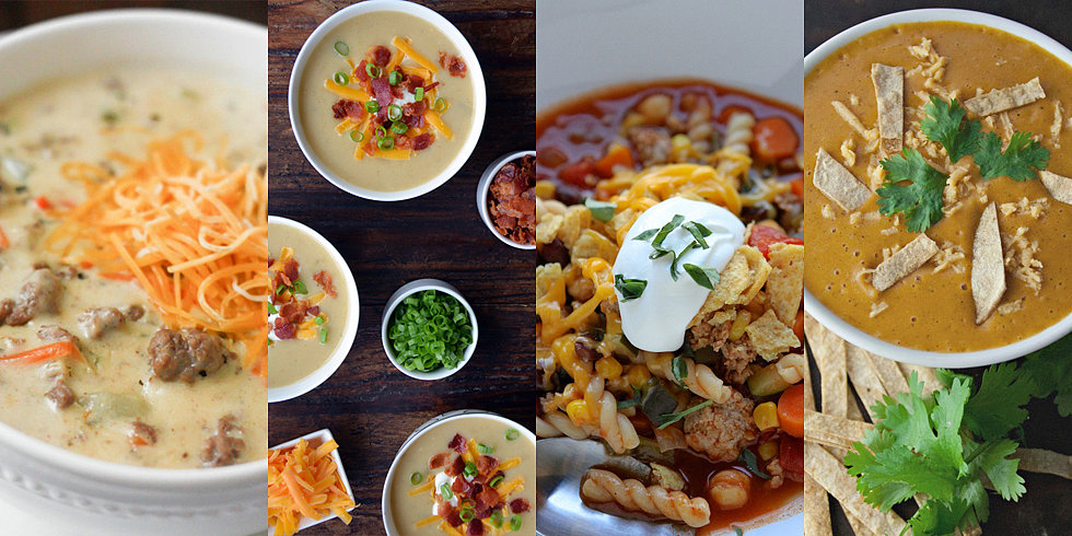 Soup's On! 24 Soup-erb Kid-Friendly Recipes