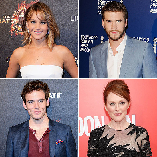See Who's Been Cast in The Hunger Games: Mockingjay