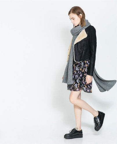 Combination Cropped Jacket