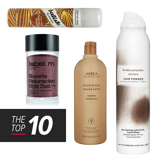 The Top 10 Hair Products For Brunettes