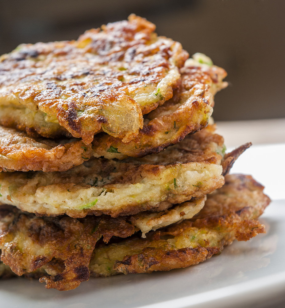 Kid-Friendly Recipes: Zucchini Fritters