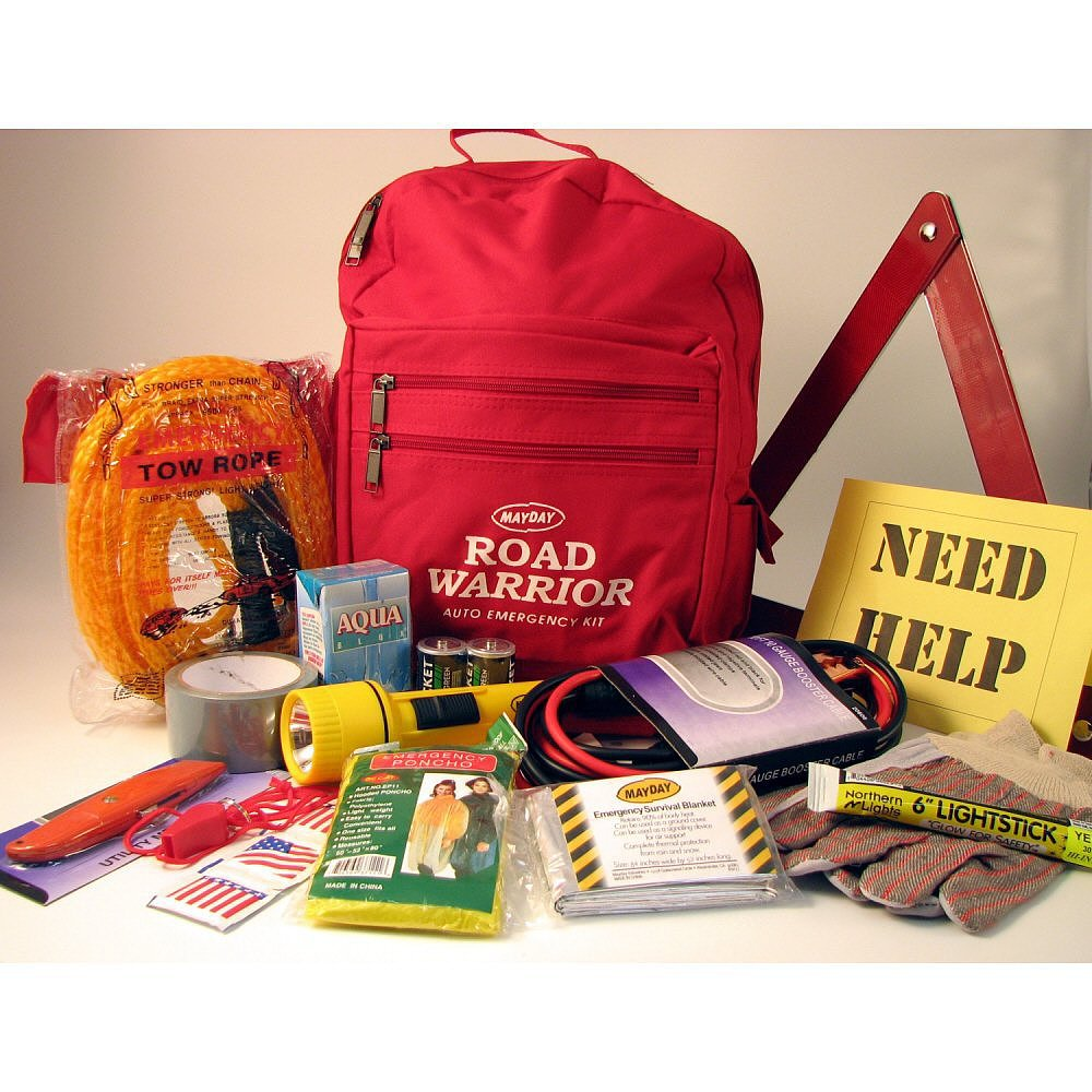 A Roadside Emergency Kit