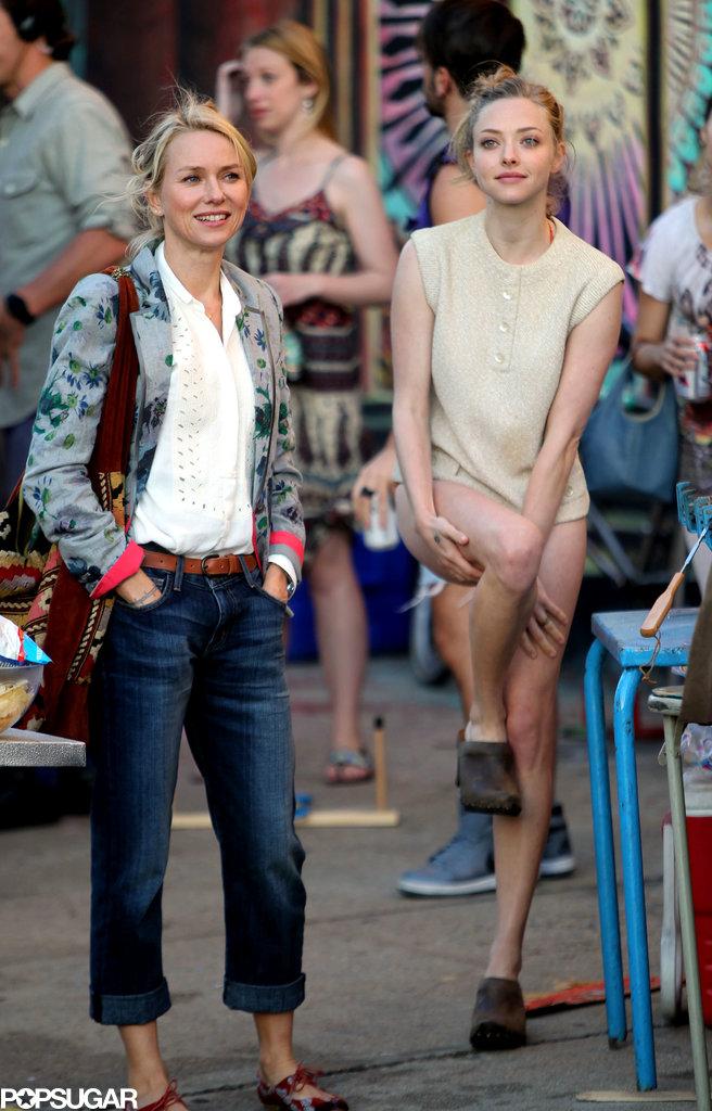 No Pants, No Problem For Amanda Seyfried