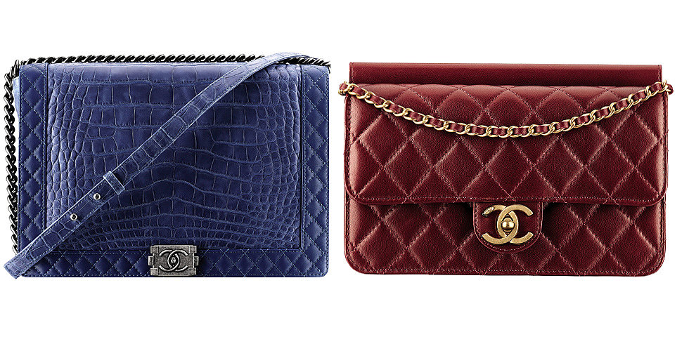 Overdose on Chanel — See All the Fall 2013 Bags Here!