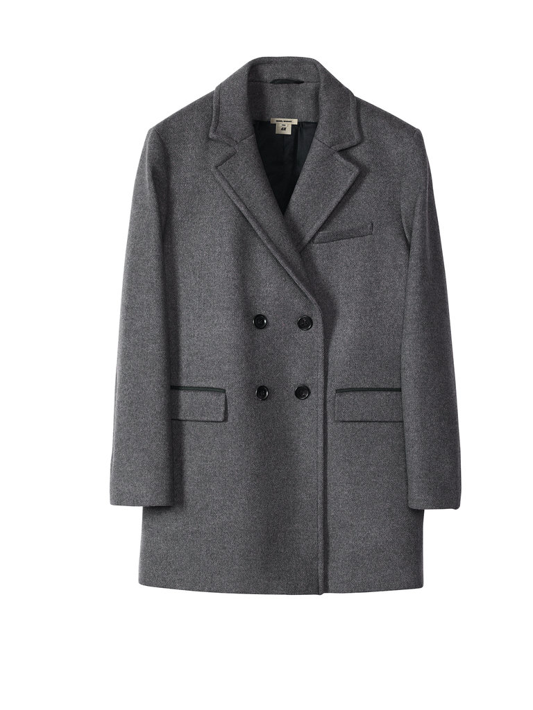 Coat ($199) Photo courtesy of H&M