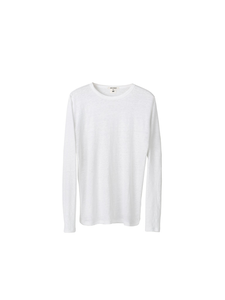 Long-sleeved T-shirt ($35) Photo courtesy of H&M