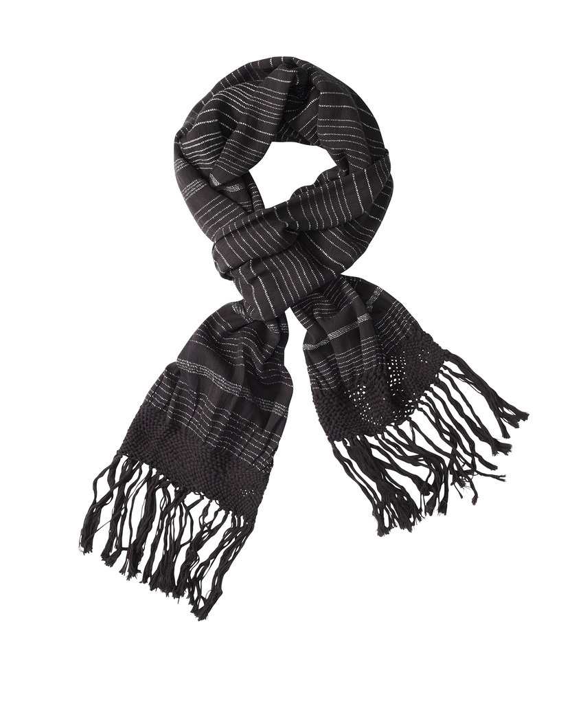 Scarf ($25) Photo courtesy of H&M