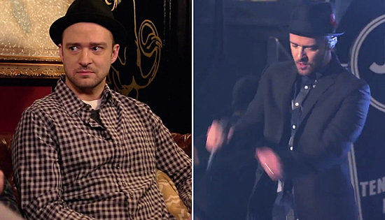 "Who Told Justin Timberlake to Shut the ""F"" Up?"