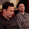 Justin Timberlake on Fallon and Kimmel September 2013