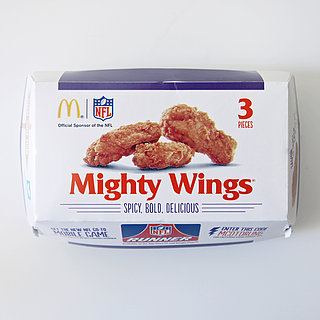 McDonald's Mighty Wings Review