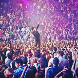 Justin Timberlake performed at the iHeartRadio Music Festival in Las Vegas. Source: Instagram user justintimberlake