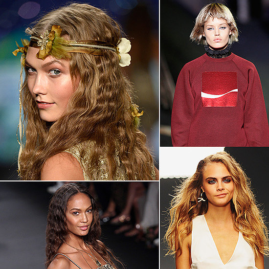 See Every Top Model Moment at Fashion Week!