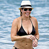 Chelsea Handler in a Bikini in Hawaii 2013