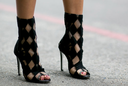 These heels were made for strutting.