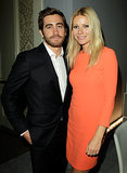 Gwyneth Paltrow spent time with her pal Jake Gyllenhaal at the Elle Women in Hollywood event in October 2010.