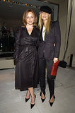 Gwyneth Paltrow and Stella McCartney feted the designer's first NYC store in September 2002.