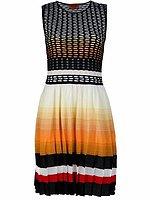 Multicolor Short Dress (On Sale)