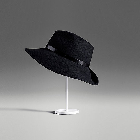 I've already decided this is the season I'm going to master the casual-but-chic medium-brim hat with my jackets, scarves, and sweaters. An excellent jumping off point? Massimo Dutti's black wool find ($70). It'll go with everything and, best of all, won't bruise my bank account.  — LM