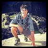 Zac Efron's Instagram Picture In Peru