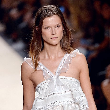 Isabel Marant Spring 2014 Hair and Makeup | Runway Pictures
