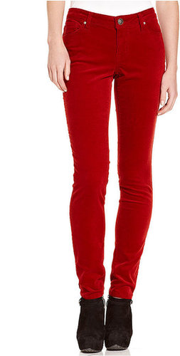 Macy's Jessica Simpson Pants, Forever Skinny Corduroy