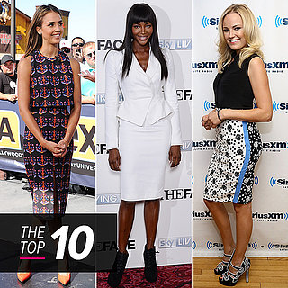 Best-Dressed Celebrities Sept. 27, 2013