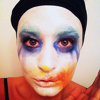 "Lady Gaga's ""Applause"" Makeup Tutorial Halloween Video"