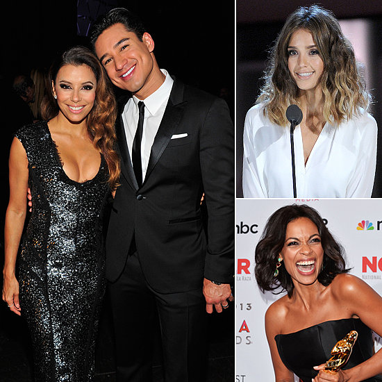 Famous Faces Heat Up the Star-Studded ALMA Awards